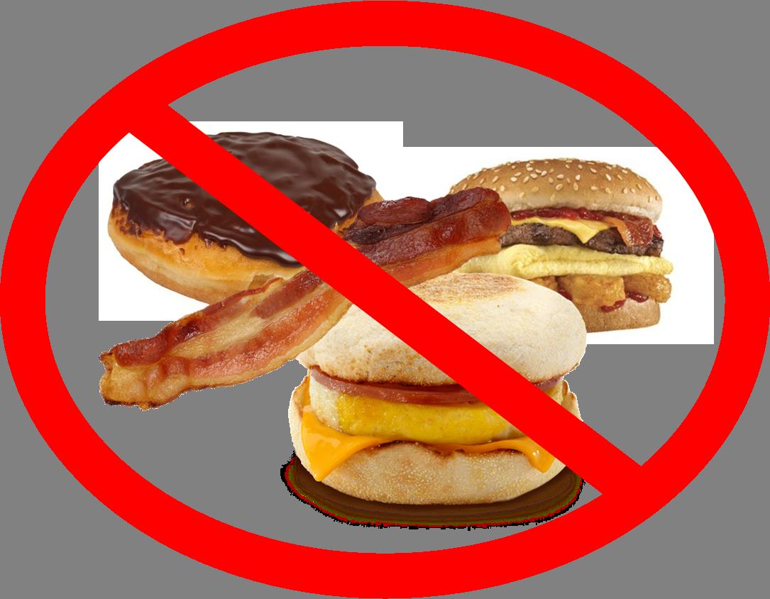 Good And Bad Breakfast Foods